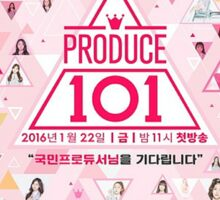Produce 101 Sticker