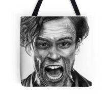 Matthew Gray Gubler Drawing Tote Bag