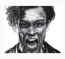 Matthew Gray Gubler Drawing One Piece - Short Sleeve