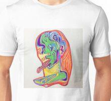 Spewing Chunks  Unisex T-Shirt