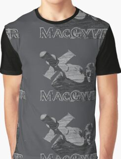 MacGyver Tee Graphic T-Shirt