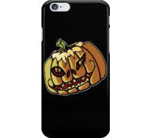 Rip Von Pumpk - Jack o lantern iPhone Case/Skin