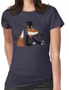 Sir Fox Womens Fitted T-Shirt