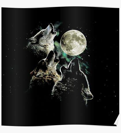 Rembulan : Wolves Poster