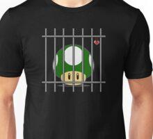 1-Up Life Behind Bars Unisex T-Shirt