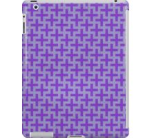 Sayagata 4 Purple iPad Case/Skin