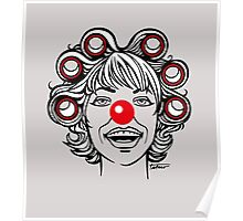 Red Nose - Keep Smiling Poster