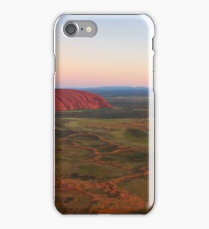 Ripples at the Rock iPhone Case/Skin