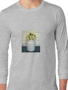 Jonquils in Stone Jar Long Sleeve T-Shirt