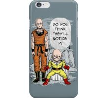 Suit Switch iPhone Case/Skin