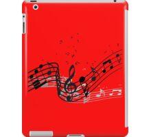 Musical iPad Case/Skin