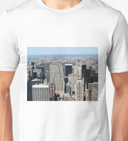 N.Y. Empire State Building Unisex T-Shirt