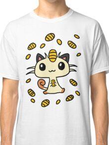 Meowth Maneki Classic T-Shirt