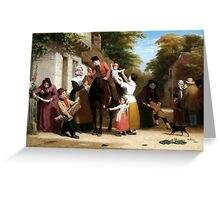 William Frederick Witherington - The Village Post Office Greeting Card
