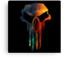 SKULL FIGHTER Canvas Print