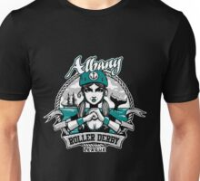 Albany Roller Derby League Logo Unisex T-Shirt