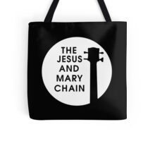 Jesus and Mary Chain Tote Bag