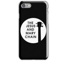Jesus and Mary Chain iPhone Case/Skin
