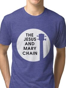 Jesus and Mary Chain Tri-blend T-Shirt