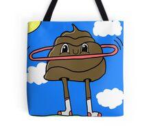 Hula Poop Tote Bag