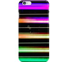 Light Stripes #1 iPhone Case/Skin