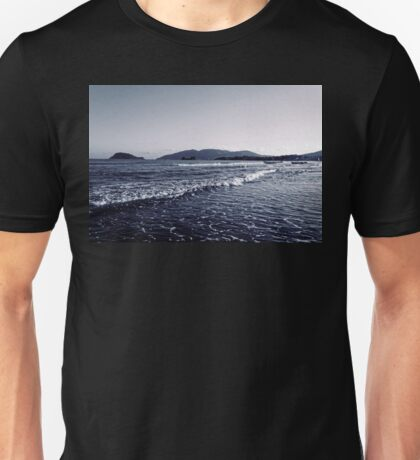 Zakynthos Greek sea shore landscape  Unisex T-Shirt