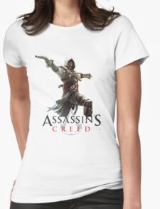 Assassin's Creed Womens Fitted T-Shirt