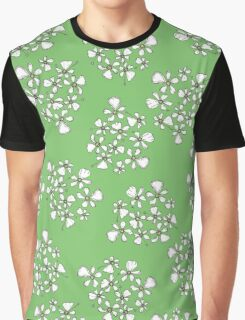 Cow Parsley Graphic T-Shirt
