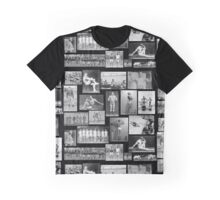 Vintage Athletes  Graphic T-Shirt