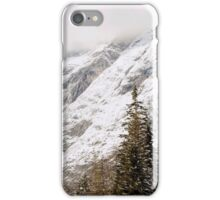Hohe Munde Peak in Alps iPhone Case/Skin