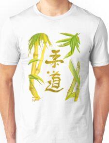 JuDo - the gentle way in white Unisex T-Shirt