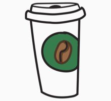 Coffee Cup One Piece - Long Sleeve