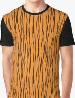 Tiger Skin Graphic T-Shirt