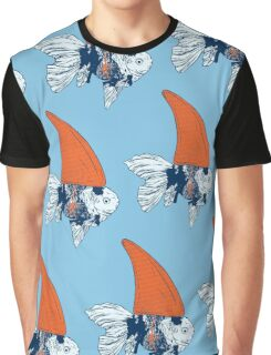 Big fish in a small pond Graphic T-Shirt