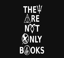 Real books - Black edition Unisex T-Shirt