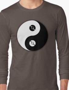 Pokemon Yin Yang Long Sleeve T-Shirt