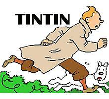 tintin Photographic Print