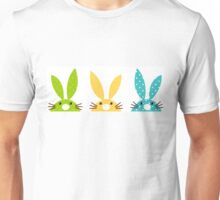 Cute Spring Bunnies #collection Unisex T-Shirt
