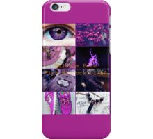 Malcolm Fade  iPhone Case/Skin