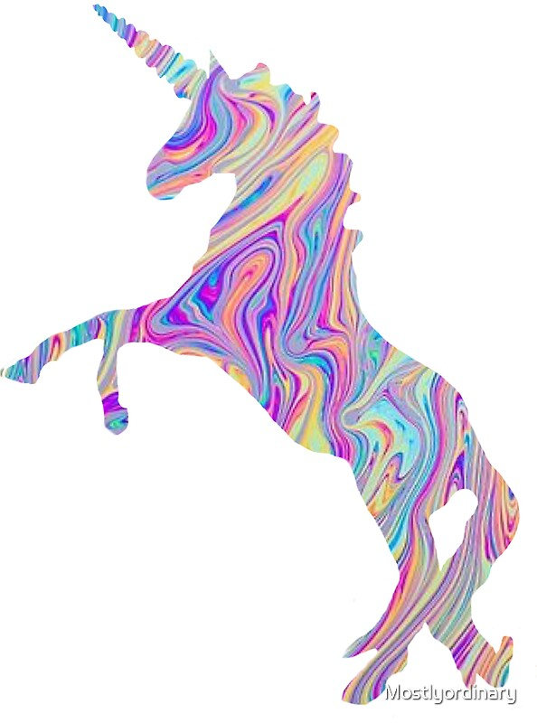 Tumblr Unicorn Stickers Redbubble