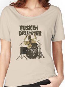 Tusken Drummer Women's Relaxed Fit T-Shirt