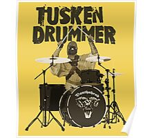 Tusken Drummer Poster