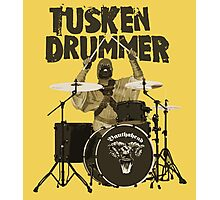 Tusken Drummer Photographic Print