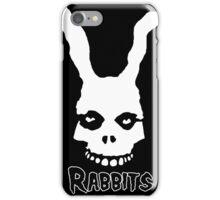 Rabbits. iPhone Case/Skin