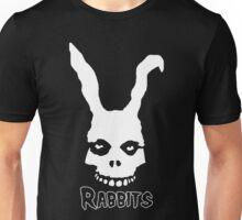 Rabbits. Unisex T-Shirt