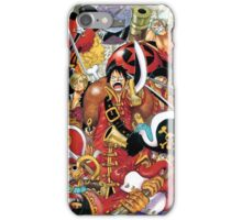 ONE PIECE - TEAM LUFFY ( crewmate ) iPhone Case/Skin