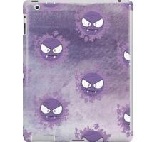 How ghastly (pattern)  iPad Case/Skin
