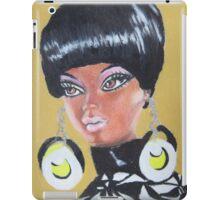Black Barbie iPad Case/Skin