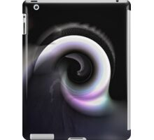 lightning spiral iPad Case/Skin
