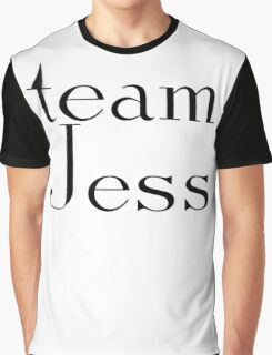 Team Jess Graphic T-Shirt